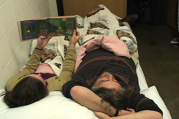 Bedtime Stories - performance by Danielle Bursk